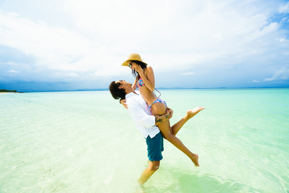 koh talu in love package